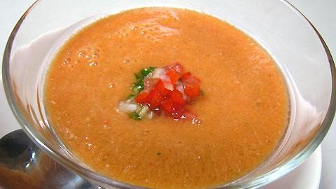 トマト スープ 作り方