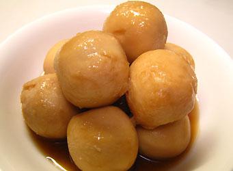 里芋 の 煮物 の 作り方